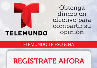 New Campaign: Telemundo Survey for US Hispanics