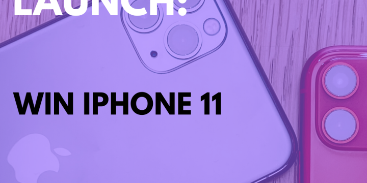 New Campaign: Win iPhone 11