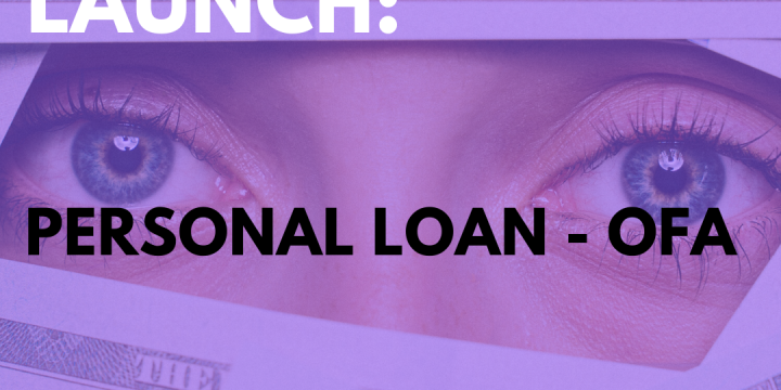 New Campaign: Personal Loan – Online Financial Assistance