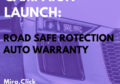 New Campaign: Road Safe Protection – Auto Warranty