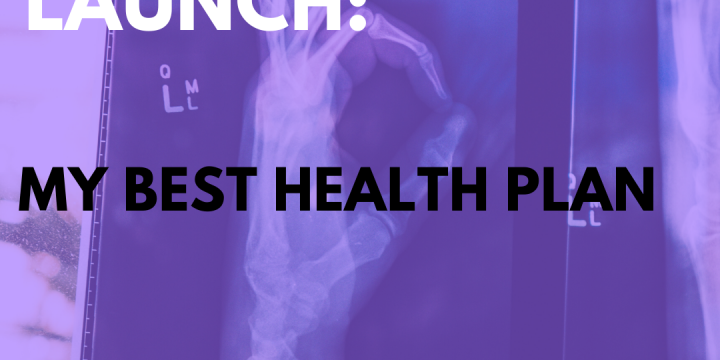New Campaign: My Best Health Plan