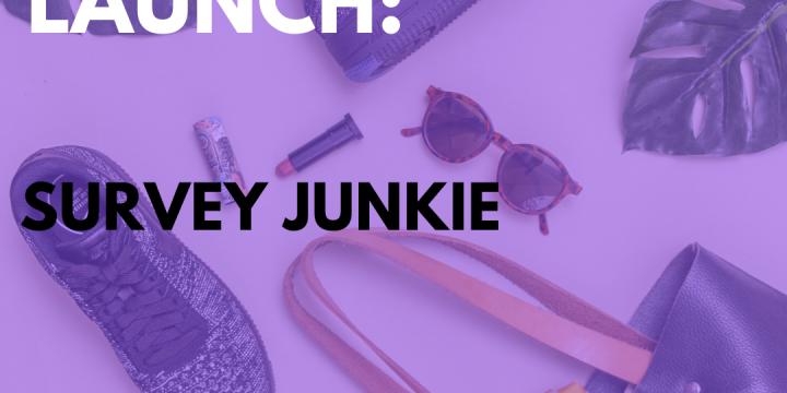 New Campaign: Survey Junkie