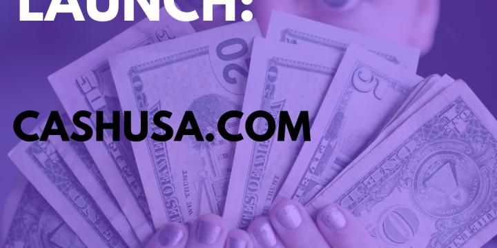 New Campaign: Cashusa.com