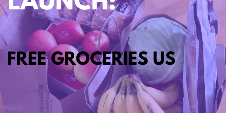 New Campaign: Free Groceries US