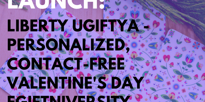 New Campaign: Giftya – Personalized, Contact-Free Valentine's Day eGift