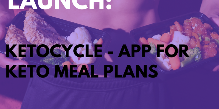 New Campaign: KetoCycle – App for Keto Meal Plans