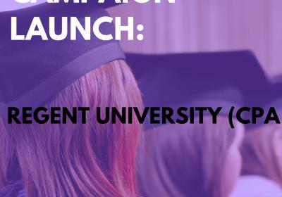 New Campaign: Regent University