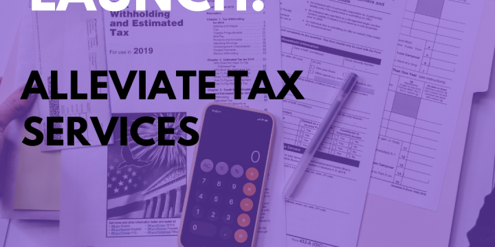 New Campaign: Alleviate Tax Services