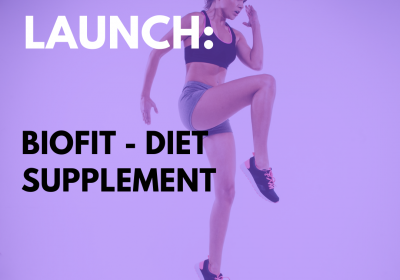 New Campaign: BioFit – Diet Supplement