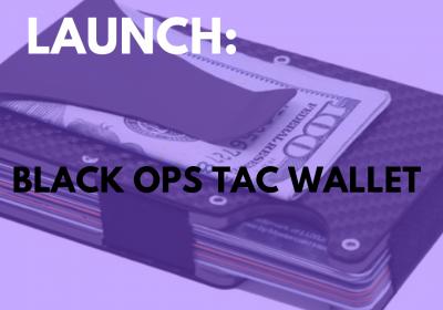 New Campaign: Black Ops Tac Wallet
