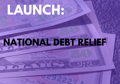 New Campaign: National Debt Relief – VSL
