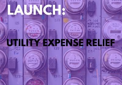 New Campaign: Utility Expense Relief