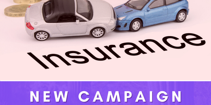 New Campaign: Discount Car Insurance