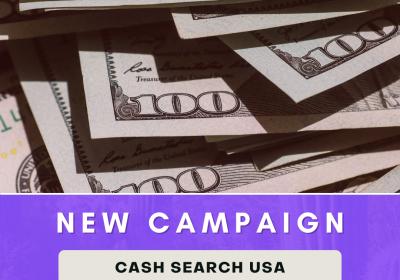 New Campaign: Cash Search USA