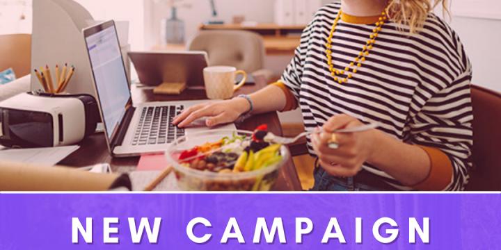 New Campaign: Click Into Wealth