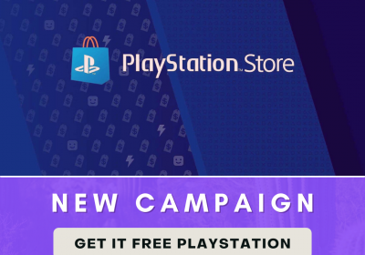 New Campaign: Get it Free PlayStation