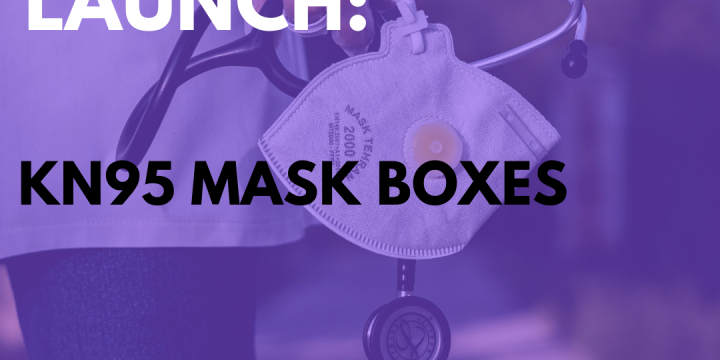 New Campaign: KN95 Mask Boxes – Quick Ship from USA