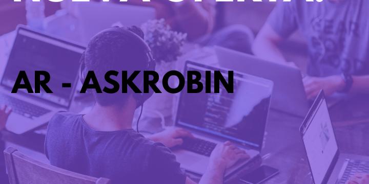 New Campaign: AR – askRobin