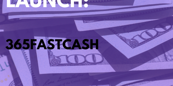New Campaign: 365FastCash