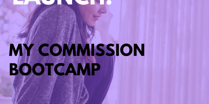 New Campaign: My Commission Bootcamp