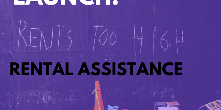 New Campaign: Rental Assistance