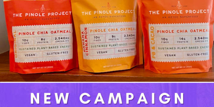 New Exclusive Campaign: The Pinole Project