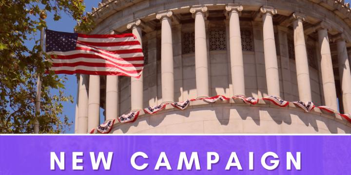 New Campaign: Government Grants