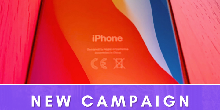 New Campaign: Total Access – iPhone 12
