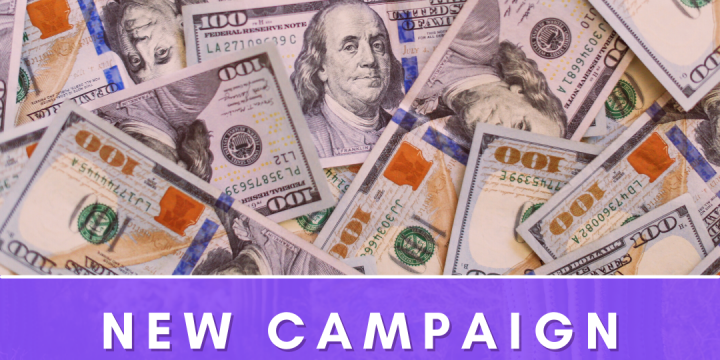 New Campaign: Win $1000 to Cash App